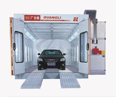 广力GL3汽车烤漆房