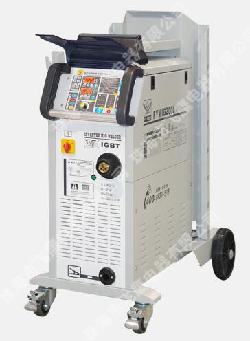多功能IGBT逆变脉冲铝车身专用焊机FY-200L